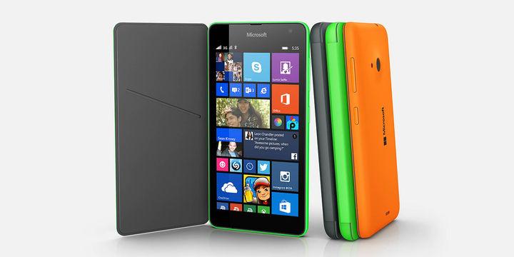 lumia 535 microsoft nokia
