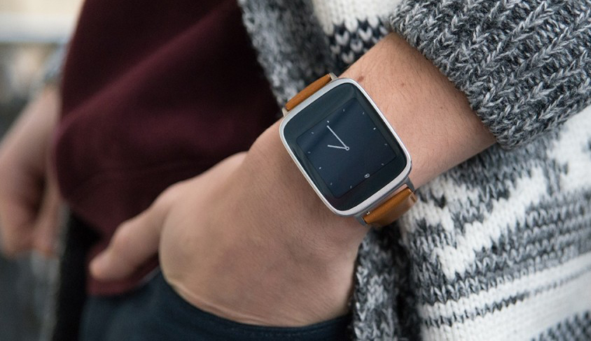 montre connectée asus zenwatch